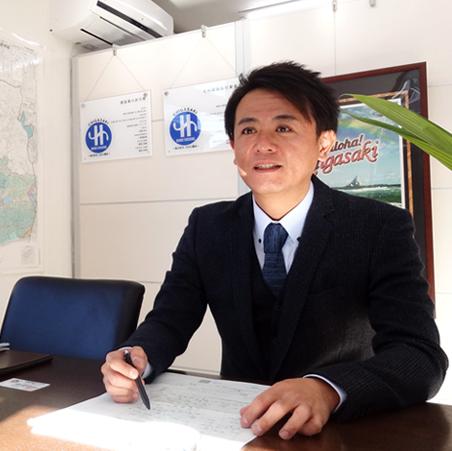 信栄ハウジング取締役 佐藤武志 画像